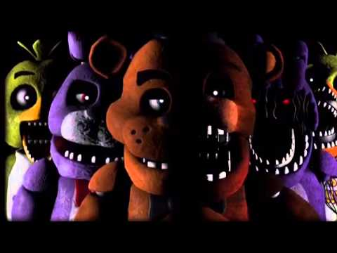 FNAF: Tick,Tick,Tick,Tock(Demo)-Song