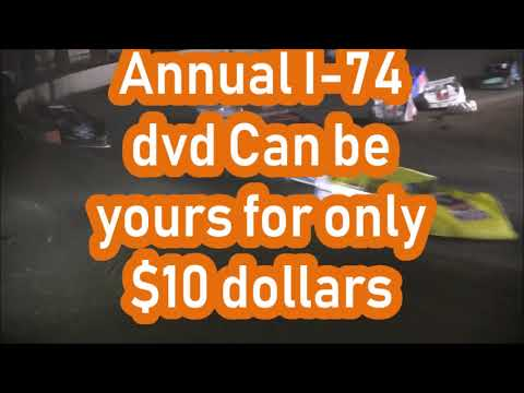2018 2nd Annual I74 at Farmer City Raceway