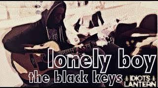 The Black Keys - Lonely Boy (Cover)