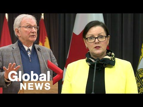 Coronavirus outbreak: New Brunswick Zone 5 reports new case, transitions back to Orange level   FULL