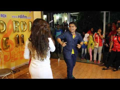 RADIO RDI GAGAL FOCUS!!! Heboh Radio RDI Jakarta di Goyang Basah Cupi Cupita