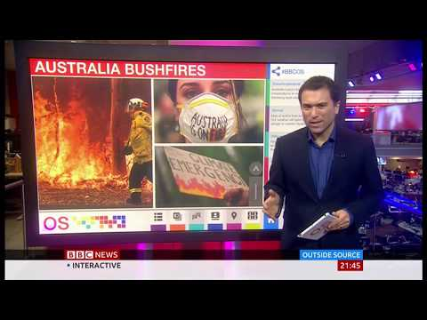 Weather Events 2019 – Bush fires facts, figures and threats (Australia) – BBC – 17th December 2019