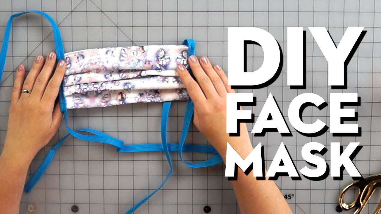 How To Make Diy Face Masks To Donate To Healthcare Workers Good