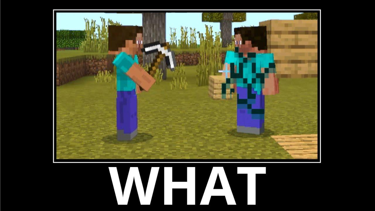 WAIT WHAT (Minecraft) #11
