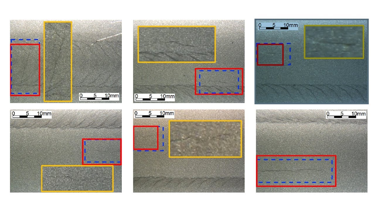 Deep Learning System to Detect Cracks in Nuclear Power Plants