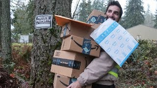 My First Experience Delivering for Amazon Flex