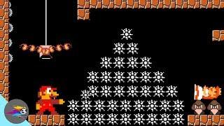 Goomba Snatch Princess Mario Maze
