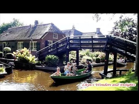 Giethoorn | Land of Water | The Fairytale Village | Venice of the North | Village w/o Roads