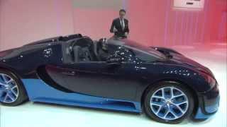 Bugatti Veyron 16 4 Grand Sport Vitesse 2012 Videos