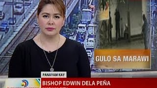 BT: Panayam kay Marawi City Bishop Edwin Dela Peña