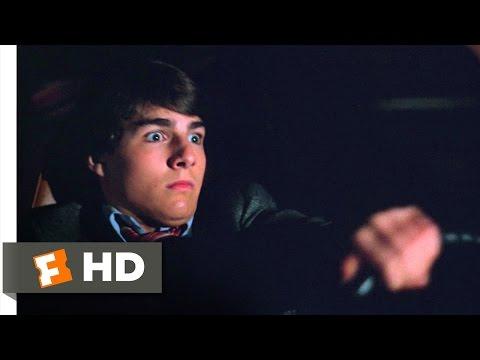 Risky Business (2/4) Movie CLIP - Porsche Getaway (1983) HD