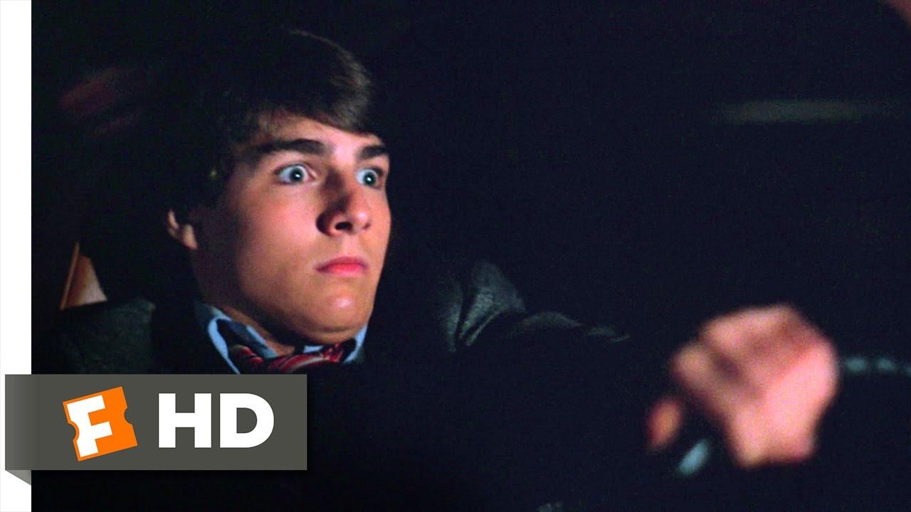 Risky Business 2 4 Movie Clip Porsche Getaway 1983 Hd