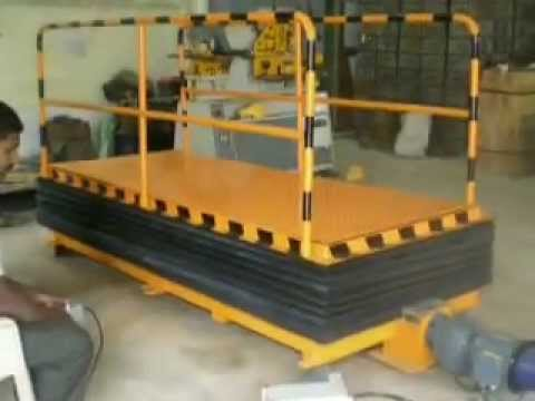 EASYLIFT  INDIA, Material Handling Equipments,