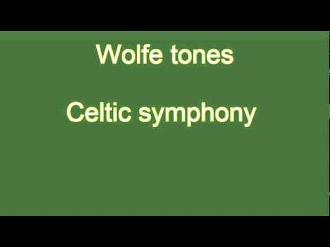 WOLFETONES - THE HELICOPTER SONG LYRICS
