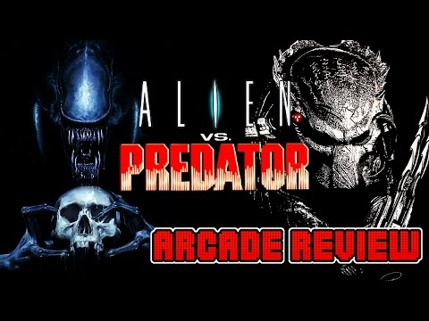 Alien VS Predator Arcade Review by Insert Cointent