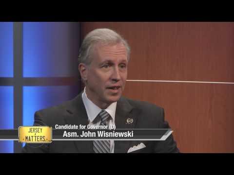 Jersey Matters Asm. John Wisniewski