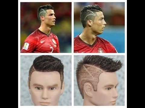 Robert Lewandowski Zrobił Sobie Identyczną Fryzurę Jak Ronaldo