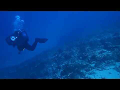 Halkidiki scuba diving and sound pollution.