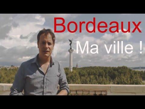 APPRENDRE LE FRANÇAIS. Bordeaux. Podcast français (Niv. A2, B1)
