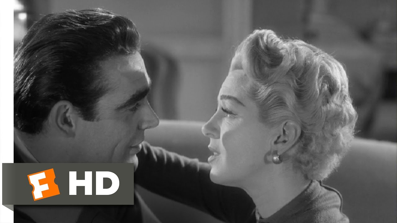 Another Time, Another Place (2/9) Movie CLIP - There's Something I Haven't Told You (1958)