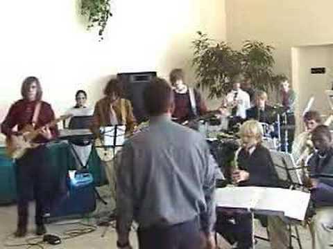 """West Florence Jazz Band """"Joy To The World"""""""