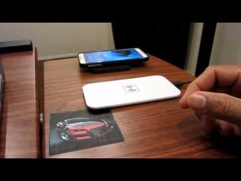 QI WIRELESS CHARGING PAD Lerway Wirelessr Charger Pad
