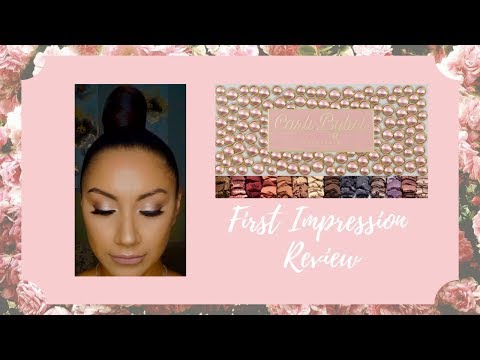 NEW Carli Bybel x ABH Eyeshadow Palette | First Impression + Review + Tutorial thumbnail