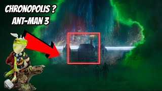 Thanos Copter and Deadpool in Loki-5   10 Hidden Details in Loki -5
