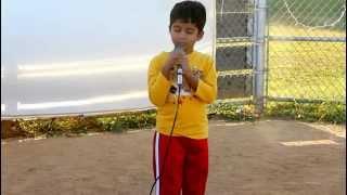 Fusion Charity Cup 2012 - Vinayagar Slogam