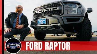 2018 Ford Raptor Magnetic | Wynn Odom Ford