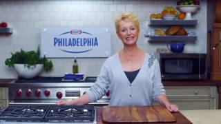 Philadelphia Caramel Pecan Cheesecake Bars