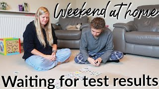 Weekend in isolation 🦠 Waiting for test results 🏡 Declutter with me 👩🏼Family Vlog