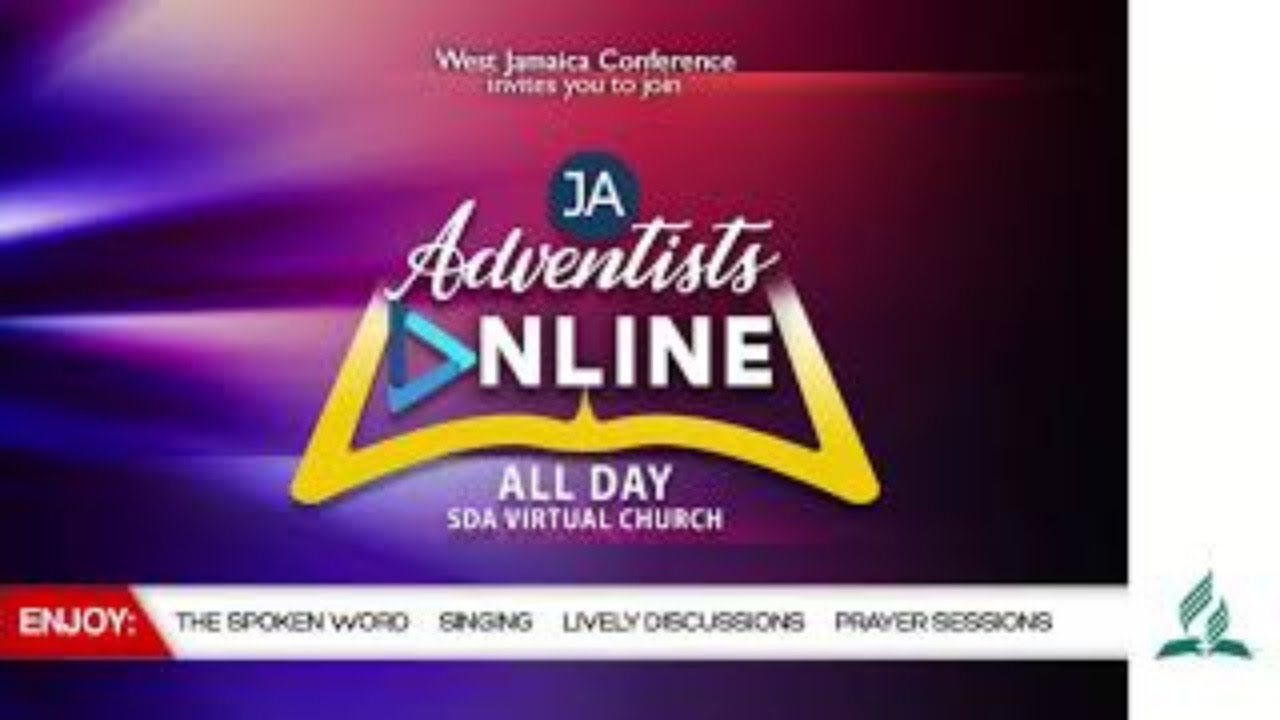"""JA Adventists Online.,  July 11,, 2020 ll """"Covered by Grace Connected in Hope"""" 