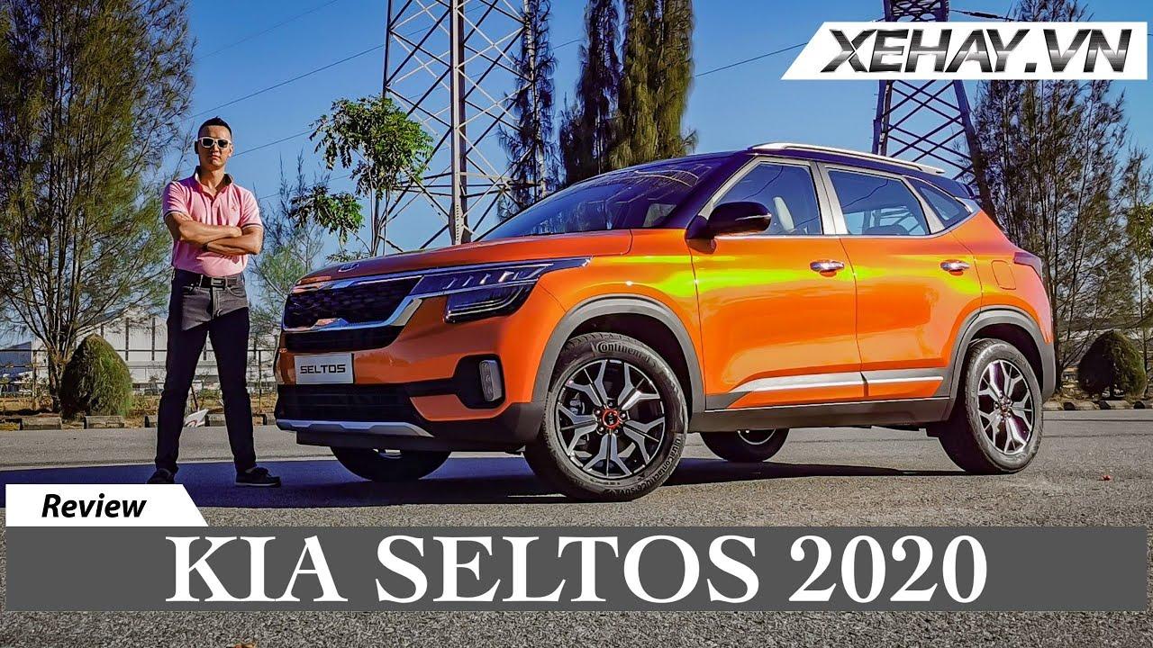 Kia Seltos giá từ 589 triệu vừa ra mắt tại VN