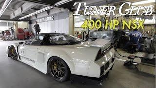 Super Modified Honda NSX by Kakimoto Racing - Tuner Club Eps.3