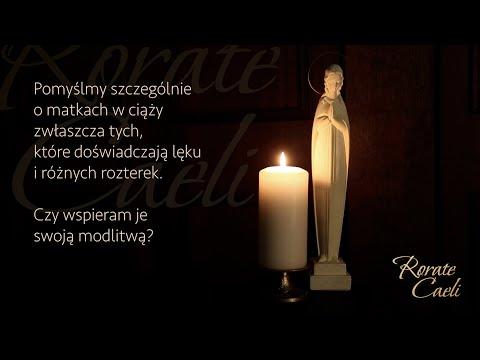 #RorateCaeli - piątek, 18 grudnia - Wsparcie