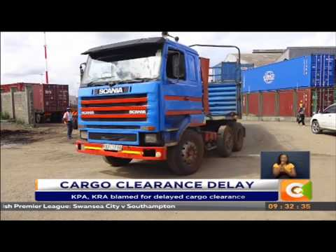 Freighters say cargo clearance still taking two weeks