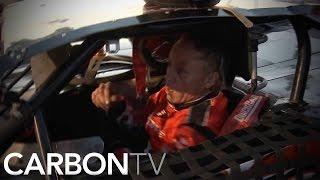 Mike Spaulding Racing For Hard Cash