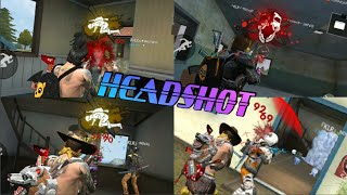 Moments AAPR Gaming headshot.pro player killer™crew -Garena free fire Indonesia