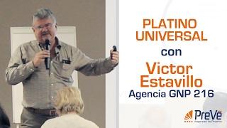 Platino Universal con Victor Estavillo