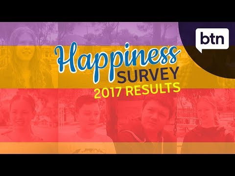 2017 BTN Happiness Survey Results Behind the News