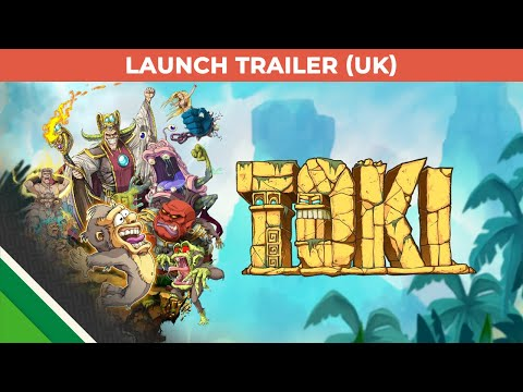 TOKI | Launch Trailer UK | Microids