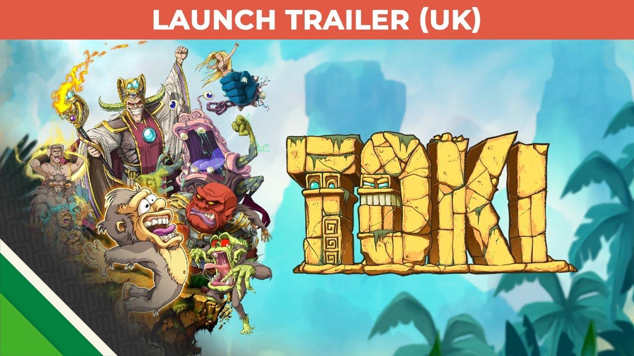 TOKI | Launch Trailer UK | Microids