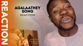 Agalaathey REACTION | Nerkonda Paarvai | Ajith Kumar | Yuvan Shankar Raja | Boney Kapoor