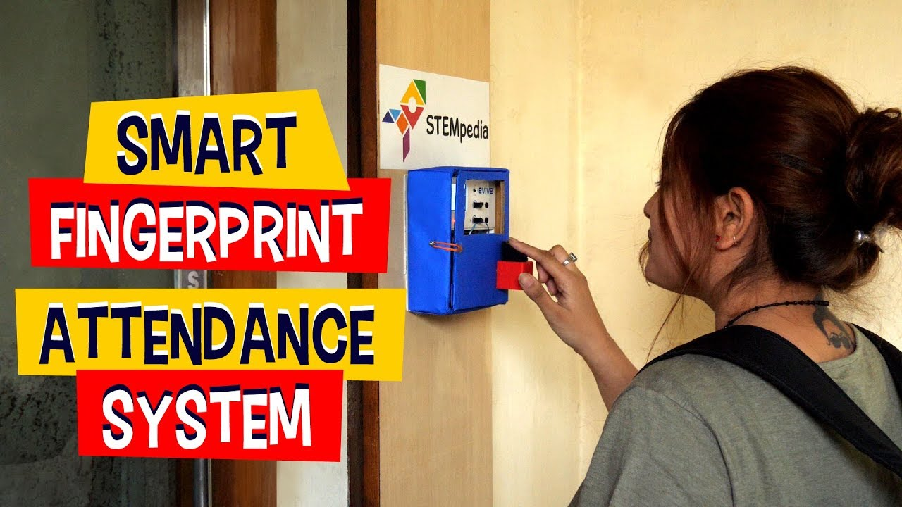 IoT Based Fingerprint Attendance System Using Evive