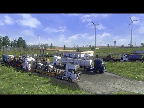 Euro download simulator romania truck harta