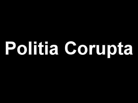 Politia Corupta - YouTube