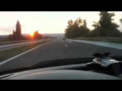 Fast and furious with 340 km in Bulgaria Бързи и яростни с 340км в България