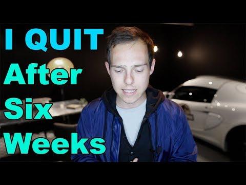 Why I'll NEVER work a 9-5 job ever again…I quit after 6 weeks
