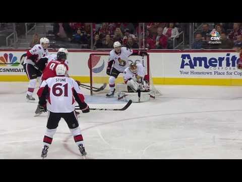 Ottawa Senators vs Washington Capitals | NHL | 01-JAN-2016